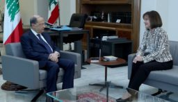 ريتشارد: لبنان امام نقطة تحول وهذه فرصة تاريخية للشعب اللبناني