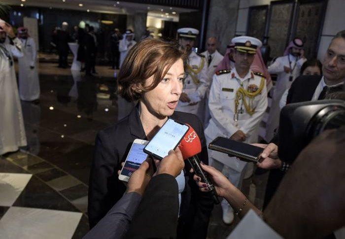 وزيرة الدفاع الفرنسية: نقف مع اليونان لمواجهة التوتر في بحر إيجة