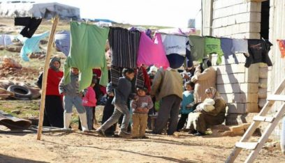 الجيش يداهم مخيمات للنازحين في بريتال.. وتوقيف مخالفين