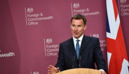بريطانيا تعلن عزمها على مواصلة تنفيذ العقوبات ضد سوريا