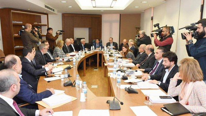 كنعان دعا لاجتماع لجنة المال الخميس لمناقشة استحقاقات لبنان المالية