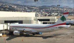 إجراءات وقائية للكشف على ركاب طائرة إيرانية ثانية وصلت إلى مطار بيروت