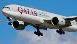 الخطوط الجوية القطرية خفضت رحلاتها إلى إيران
