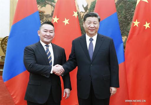 وضع الرئيس المنغولي في الحجر الصحي بعد زيارة أخيرة للصين