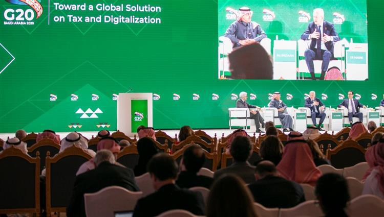 """وزراء مجموعة العشرين يناقشون مخاطر """"كورونا"""" خلال اجتماع في السعودية"""