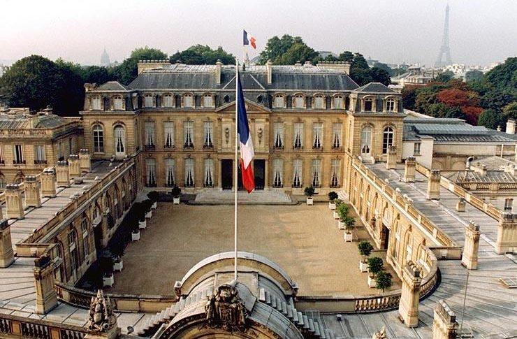 الرئاسة الفرنسية: باريس قررت تعزيز حضورها العسكري في منطقة شرق المتوسط