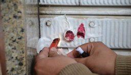 بتوجيه من وزير الاقتصاد اقفال سوبرماركت بالشمع الأحمر في عكار