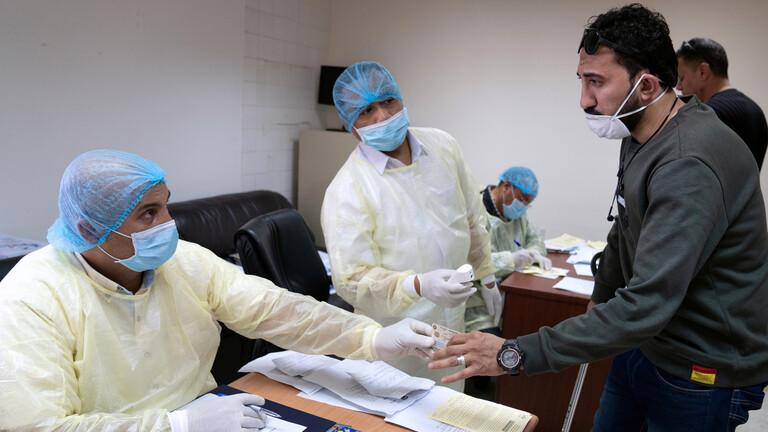 تأكيد إصابة 75 حالة جديدة بفيروس كورونا في الكويت