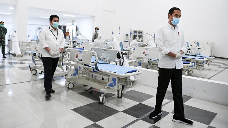 إندونيسيا تسجل 24 حالة وفاة و678 إصابة جديدة بكورونا