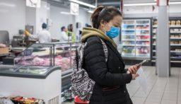 ارتفاع حصيلة وفيات فيروس كورونا في بريطانيا إلى 5655