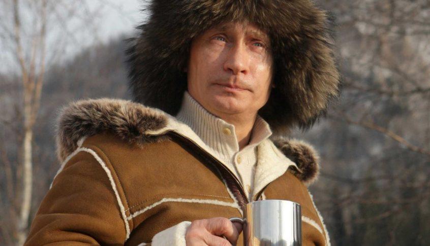 """بسبب الـ""""كورونا"""".. بوتين نشر 500 أسداً في شوارع روسيا لتطبيق نظام الحجر الصحي! (صور)"""