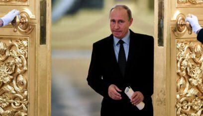 بوتين: الأسطول الروسي قادر على كشف وتدمير أي هدف
