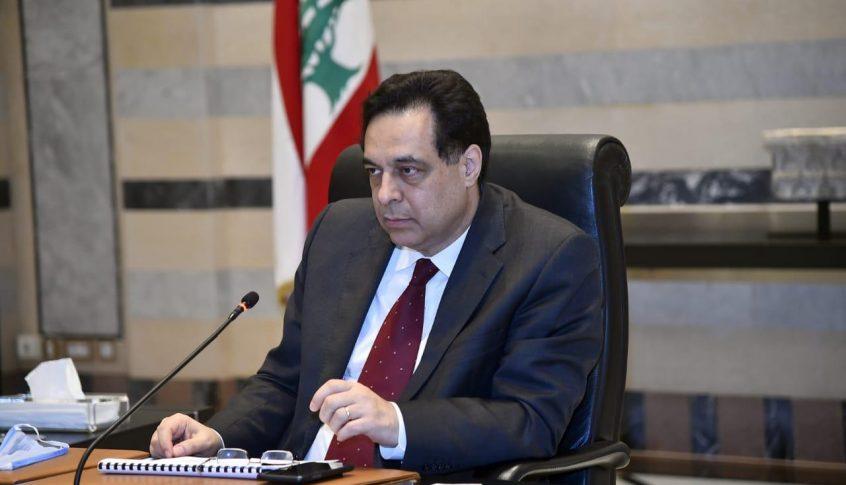 دياب استقبل وفداً من اللبنانية وعرض معهم مشاكل الجامعة
