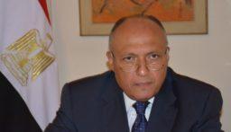 """مصر تطالب بالتصدي لـ""""الدول الداعمة والراعية للإرهاب"""""""