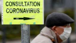 فرنسا تعلن أن إجمالي عدد الوفيات بفيروس كورونا في المستشفيات ودور المسنين ارتفع إلى 12210 أشخاص