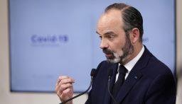 """رئيس الحكومة الفرنسية: بلادنا على عتبة """"مد مرتفع جداً"""" من الوباء"""