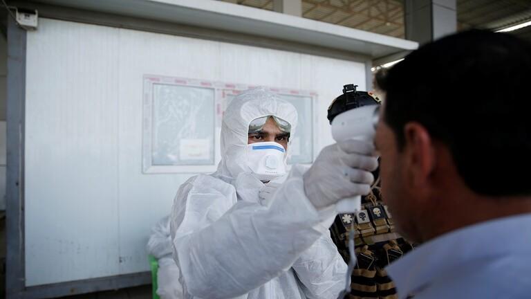 """""""كورونا"""".. العراق يسجل 781 إصابة و21 حالة وفاة"""