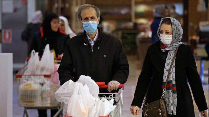 إيران تسجل 34 وفاة و2023 إصابة جديدة بكورونا
