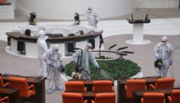 الصحة التركية: تسجيل 188 حالة وفاة بفيروس كورونا