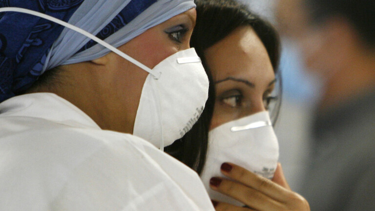 """""""مصر"""".. تسجيل 36 وفاة و1079 إصابة جديدة بفيروس كورونا"""