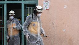 إرتفاع عدد الاصابات والوفيات بكورونا في إفريقيا