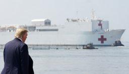 """نيوزويك: أميركا وضعت خططاً لـ""""أسوأ سيناريوهات"""" قد تواجهها جراء كورونا"""