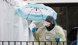 """أسوأ حصيلة يومية في الولايات المتحدة.. 1200 حالة وفاة بسبب فيروس """"كورونا"""""""