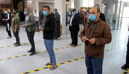 ليبيا تسجل اول حالة وفاة بفيروس كورونا