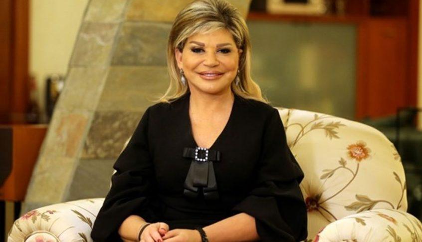 شدياق تشكر الرئيس عون والنائب باسيل للاطمئنان عن صحتها بعدما ثبت اصابتها بكورونا