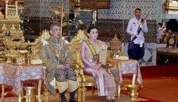 خوفاً من كورونا.. هذا ما فعله ملك تايلاند!
