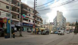 إعادة فتح طريق عام حلبا