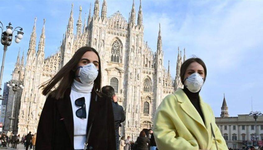 إيطاليا.. ارتفاع مفاجئ في إصابات ووفيات كورونا