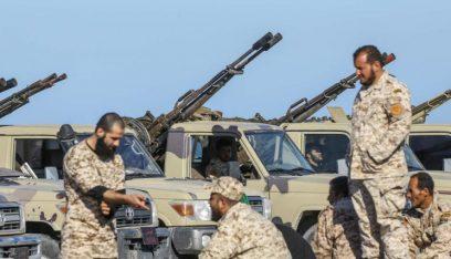 مقتل ضابط ليبي كبيرمن قوات حفتر خلال اشتباكات مع قوات حكومة الوفاق