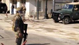 الجيش أوقف شاحنتين لتهريب فاكهة ومواد غذائية من لبنان الى سوريا