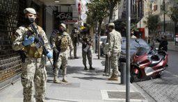 بلدية مجدل زون توضح بشأن إصابة عسكري بالكورونا