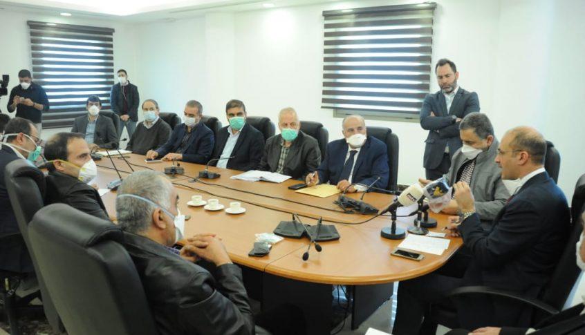 حمد حسن أعلن استعداد 10 مستشفيات حكومية لمواجهة كورونا