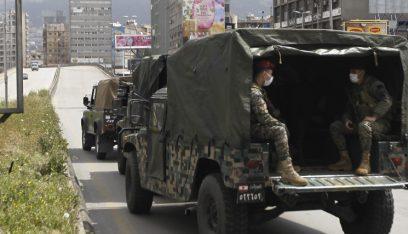 هبة من الصين إلى الجيش اللبناني
