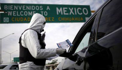 المكسيك سجلت 1510 حالات إصابة بفيروس كورونا و50 حالة وفاة