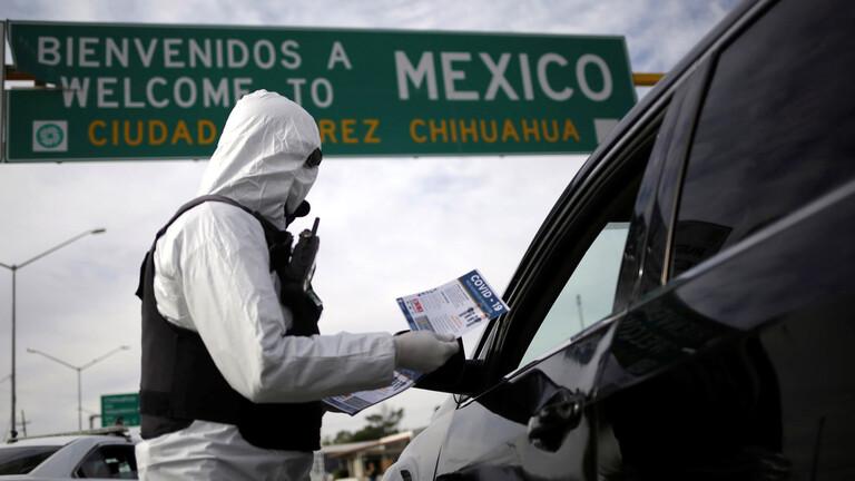 المكسيك تسجل 9556 إصابة جديدة بكورونا