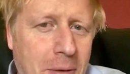 الحكومة البريطانية: بوريس جونسون لايزال في المستشفى يستكمل العلاج من كورونا