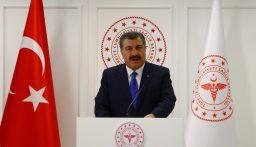 تركيا.. تسجيل 79 وفاة بكورونا في البلاد منذ الأربعاء