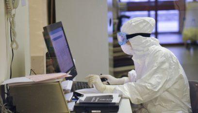 روسيا.. 6537 إصابة و104 وفاة جديدة بفيروس كورونا