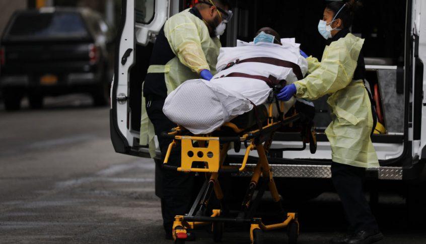 اميركا تسجل أكثر من 42 ألف إصابة جديدة بكورونا أمس