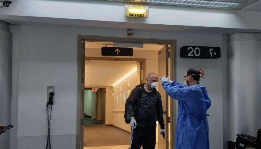 وزارة الصحة: 14 اصابة جديدة بفيروس كورونا