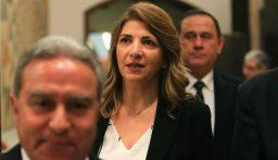 ماري كلود نجم: نفتخر اليوم بانعقاد الجلسات القضائية الكترونيا
