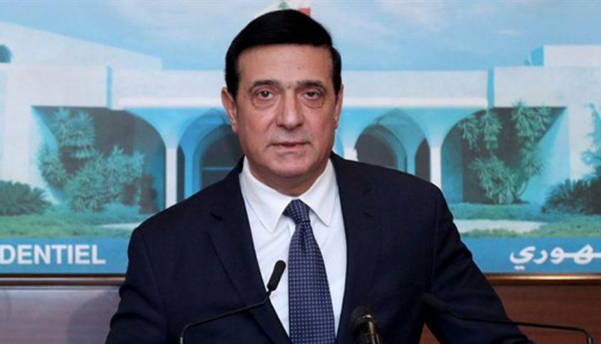وزير الأشغال بعد انتهاء جلسة مجلس الوزراء: تم الاتفاق على ضخ مصرف لبنان الدولارات لدى المصارف ولدى الصرافين على سعر المنصة الالكترونية
