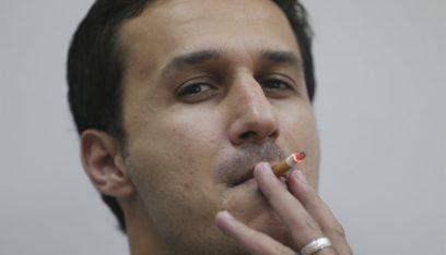 """محمد نزال """"محروق قلبه"""" لأنّ المصرف لم يُحرَق! (رضوان مرتضى-الاخبار)"""
