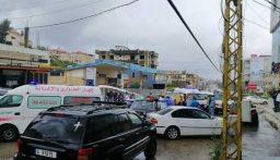 3 جرحى في حادث سير على طريق عام النخلة-الكورة