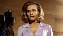 """وفاة الممثلة البريطانية أونور بلاكمان """"فتاة بوند"""" عن 94 عاماً"""