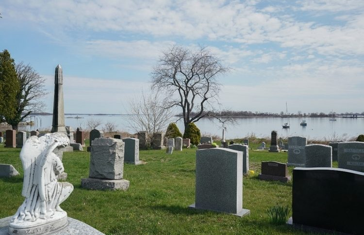 جزيرة هارت في نيويورك.. مقبرة جماعية لضحايا كورونا!